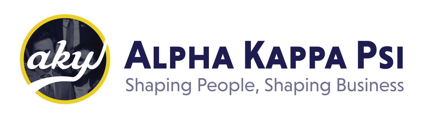 Alpha Kappa Psi - Beta Lambda Chapter