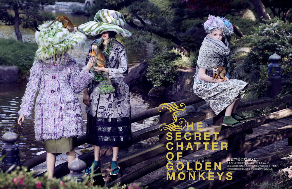 Giovanna-Battaglia-1-The-Secret-Chatter-of-Golden-Monkeys-Vogue-Japan-Mark-Segal.jpg