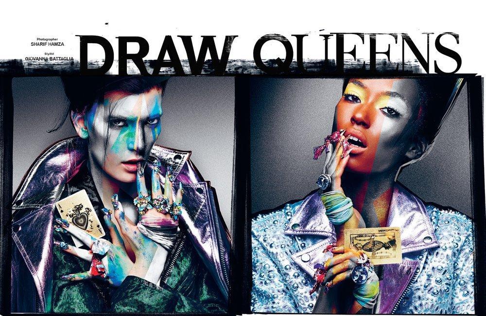 Giovanna-Battaglia-1-Draw-Queens-Garage-Magazine-Sharif-Hamza.jpg