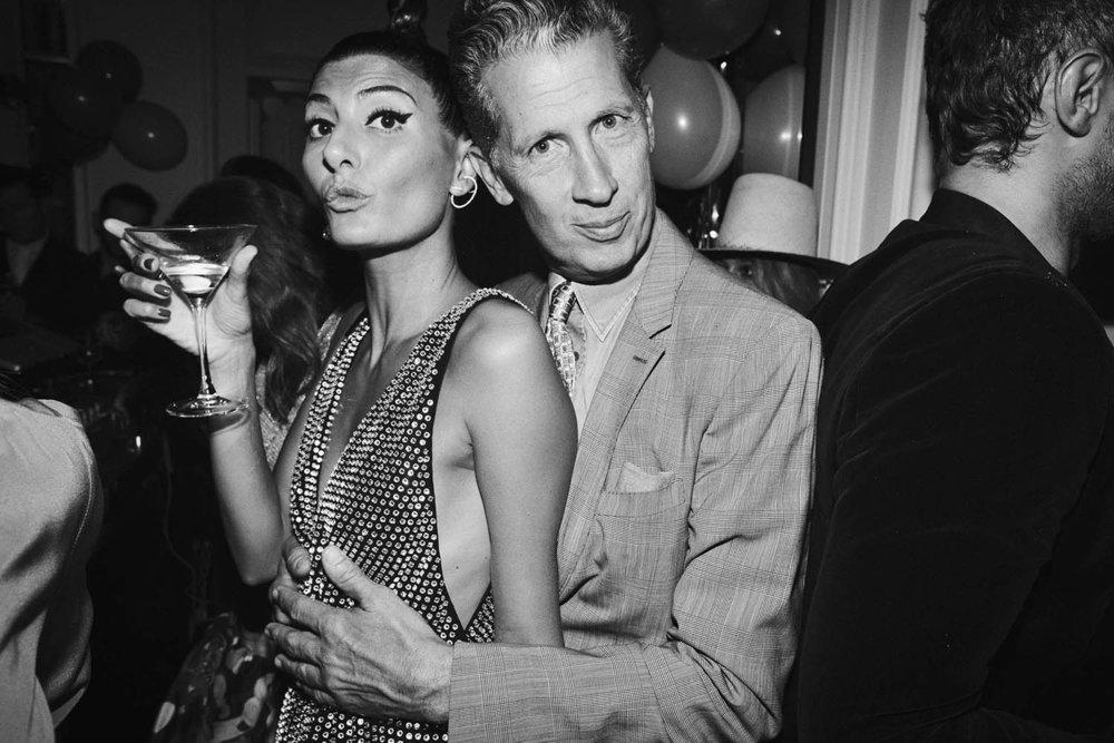 Giovanna Engelbert & Stefano Tonchi