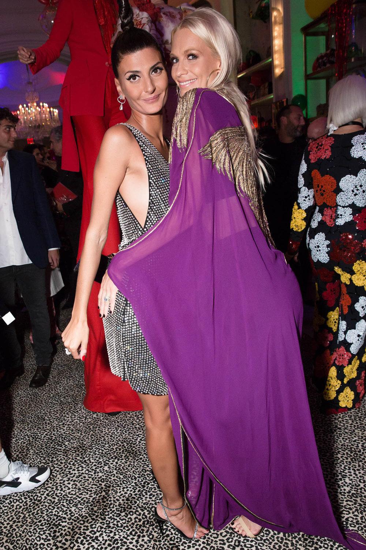 Giovanna Engelbert & Poppy Delevingne