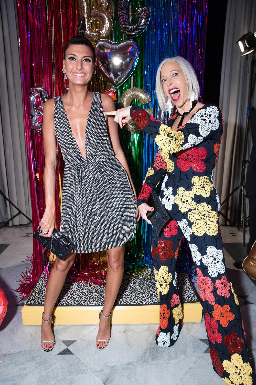 Giovanna Engelbert & Linda Fargo