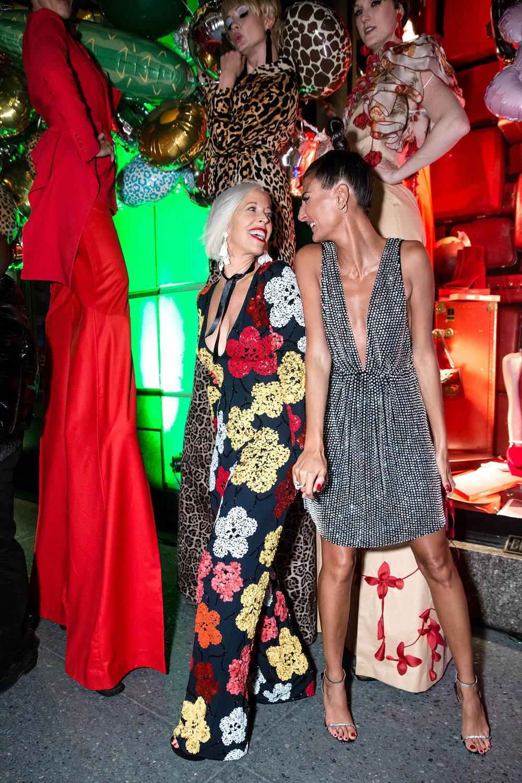 Linda Gargo & Giovanna Engelbert