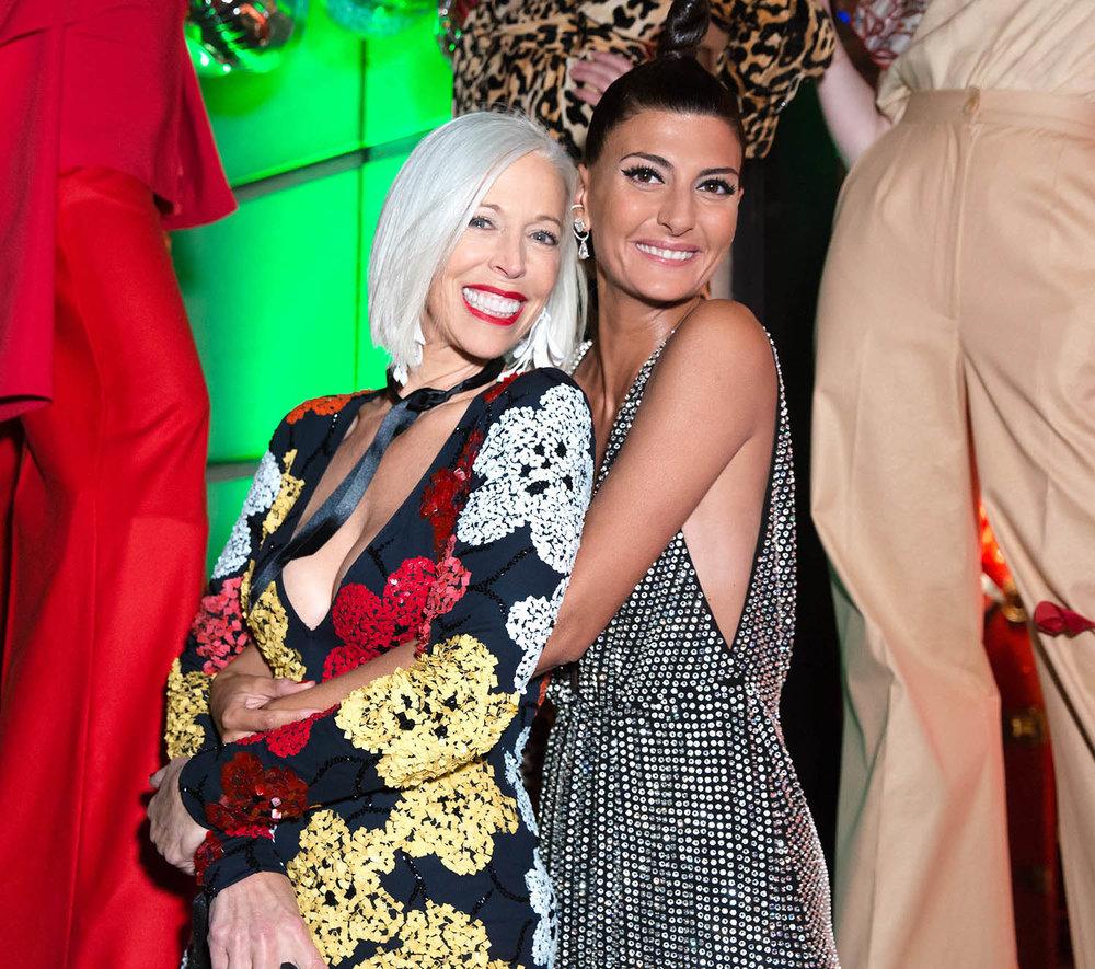 Linda Fargo & Giovanna Engelbert