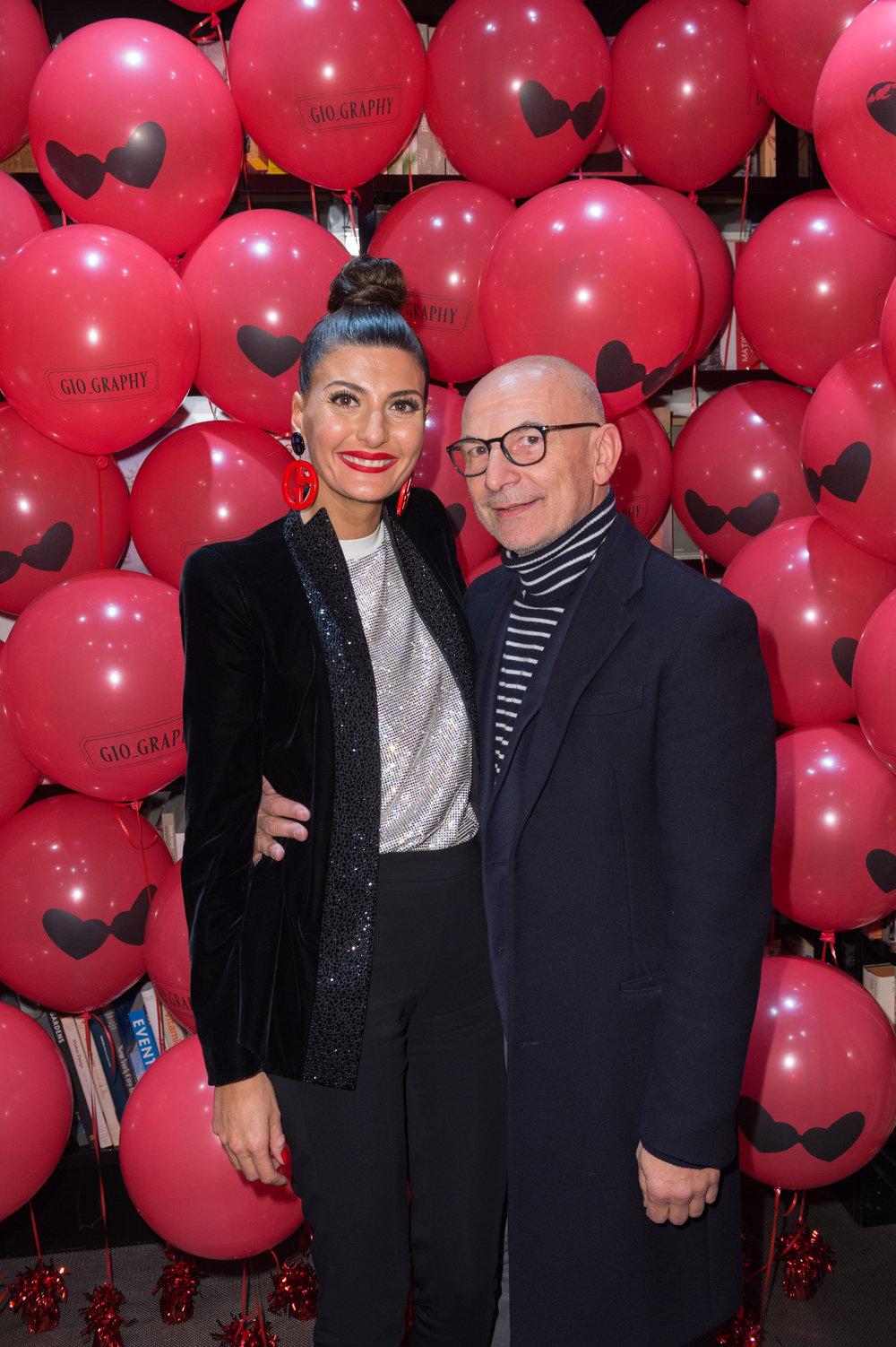 Giovanna Engelbert & Gigi Vezzola