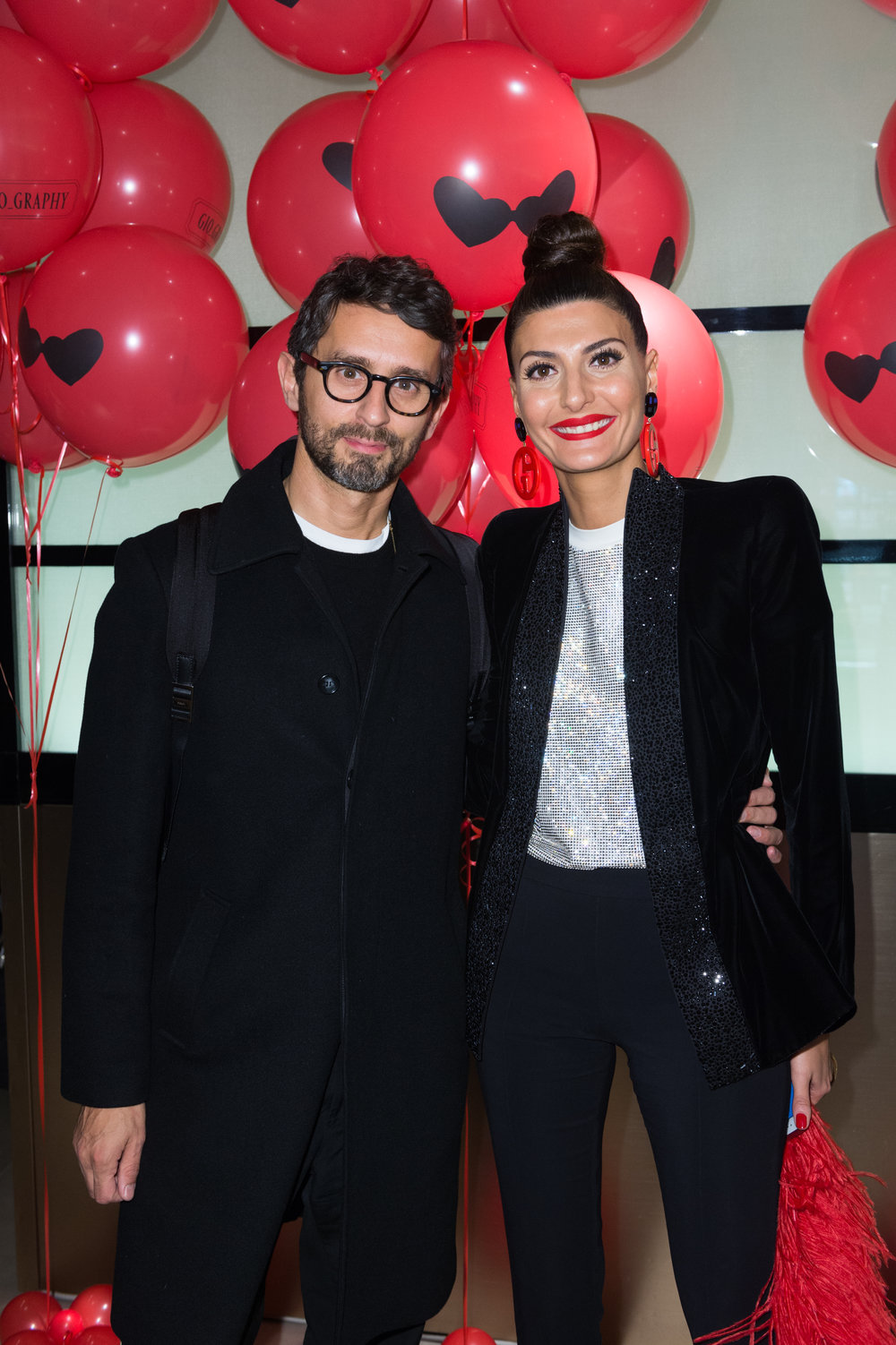 Simone Marchetti & Giovanna Engelbert