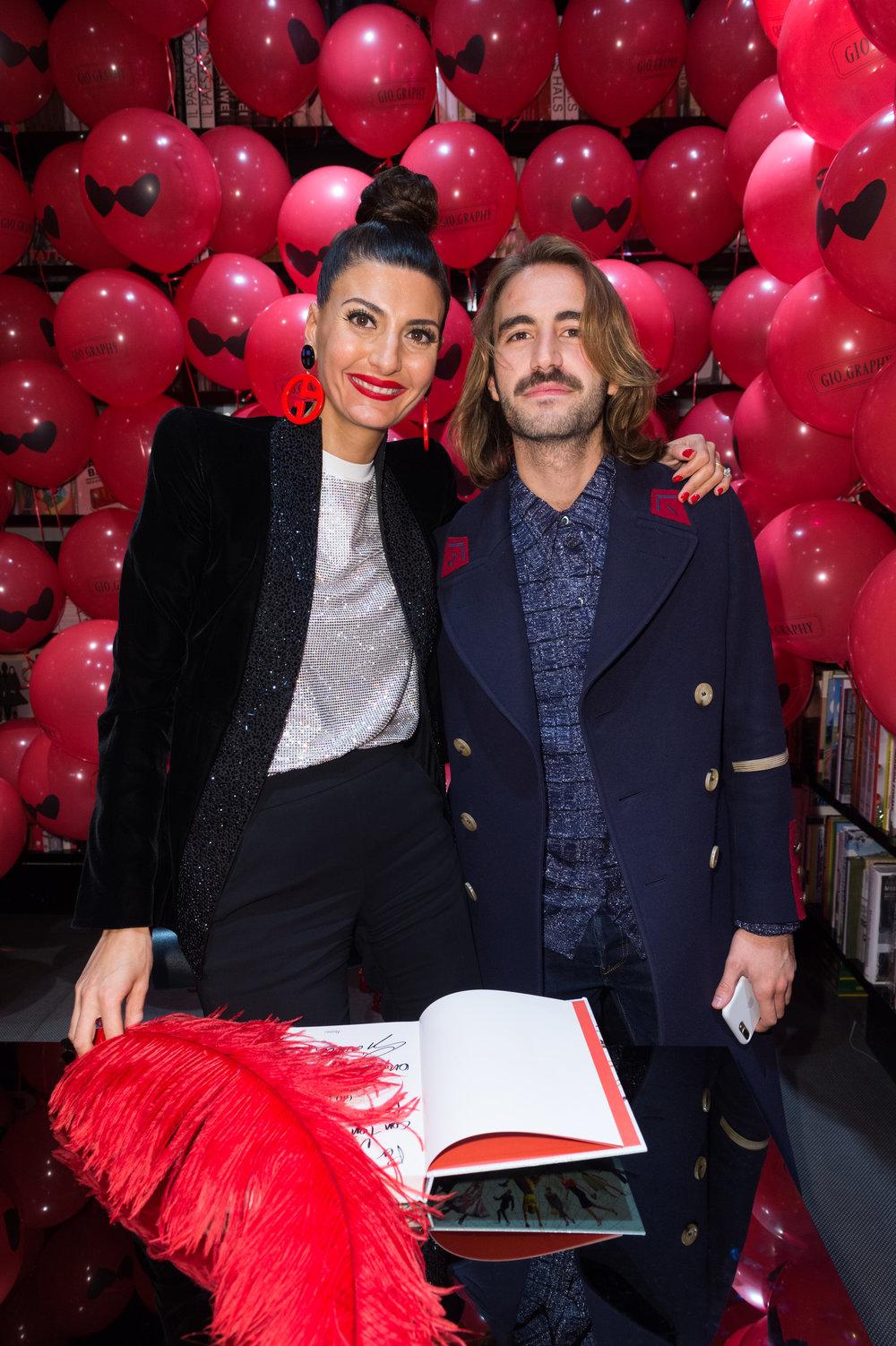 Giovanna Engelbert & Niccolo Giannico