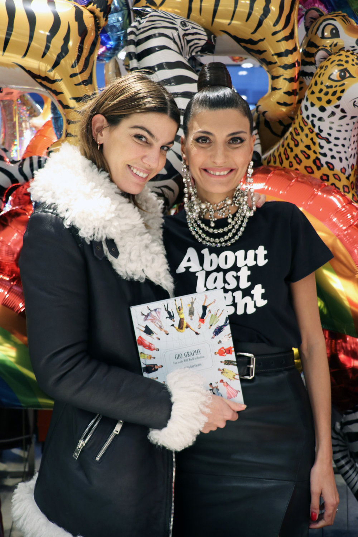 Bianca Brandolini & Giovanna Engelbert