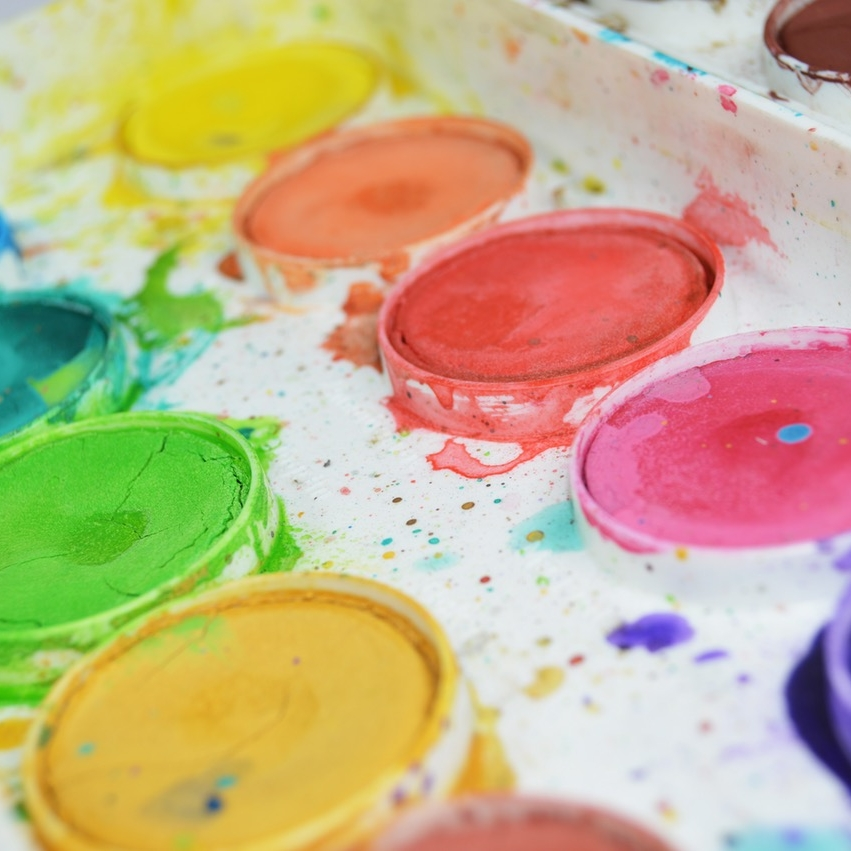 Kids and Teens Art Therapy Groups