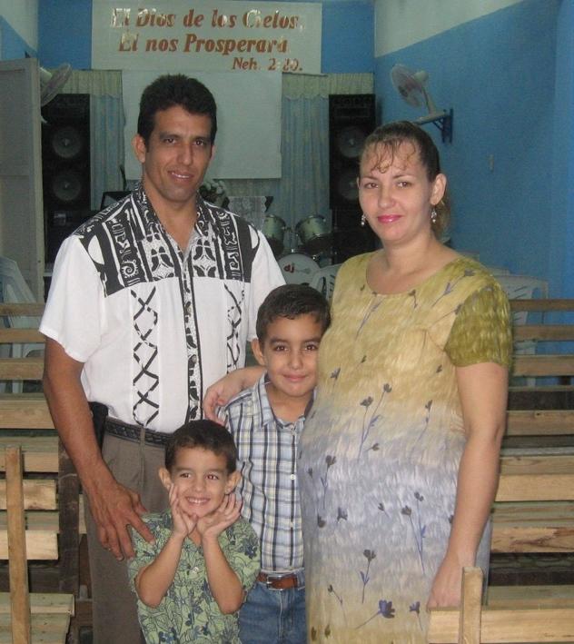 Adopt a pastor