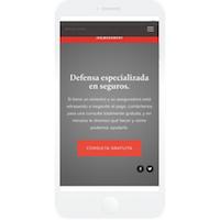 Webpage Proceso - paso 1 - consulta