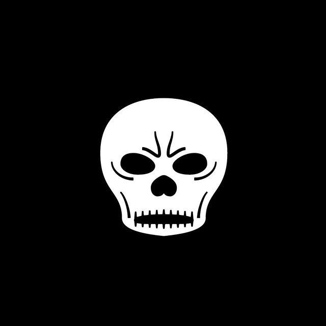 Shh... #indyhall_arts #illustration #skulls