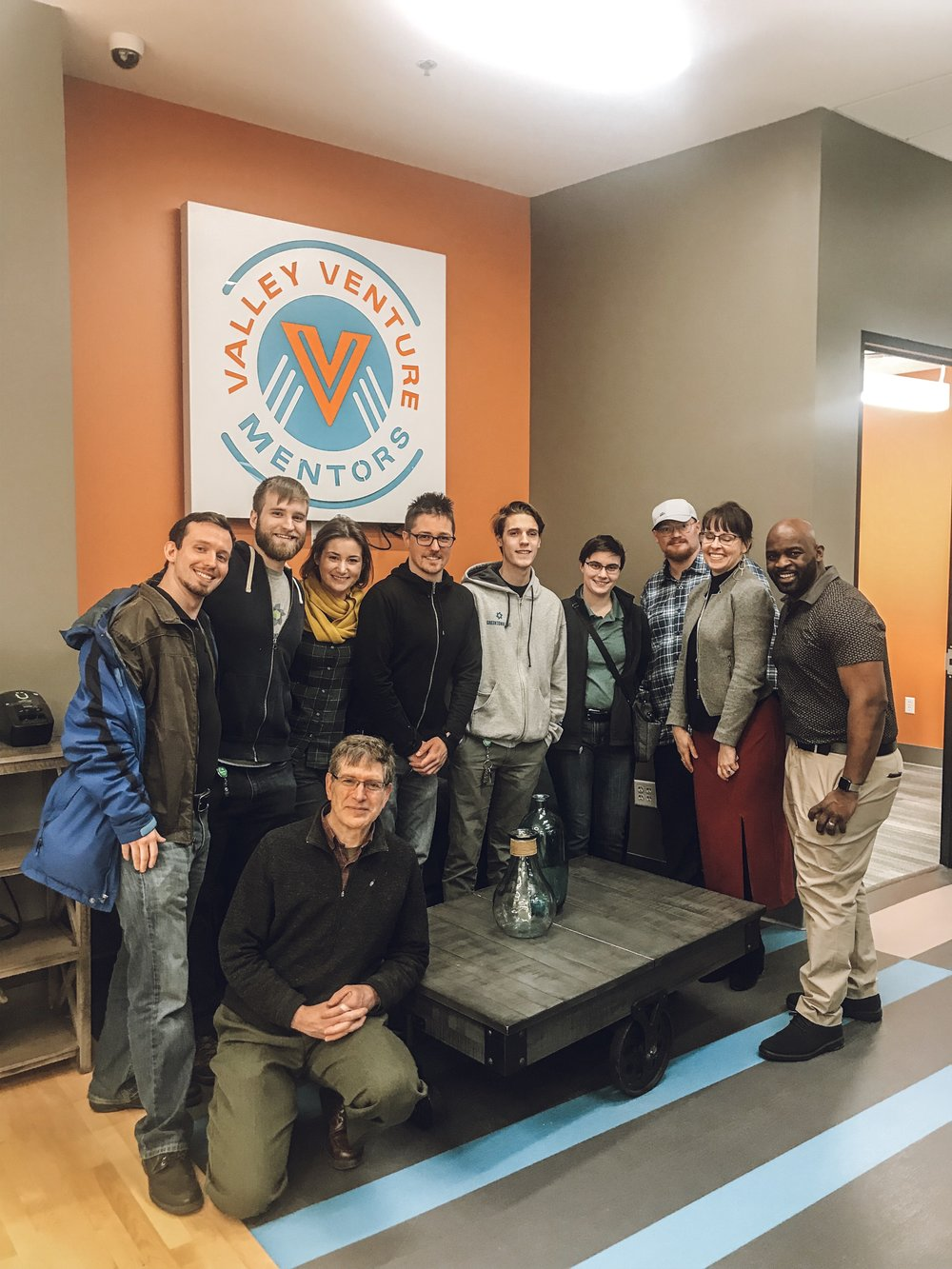 Greentown Learn and VVM Startups and Staff