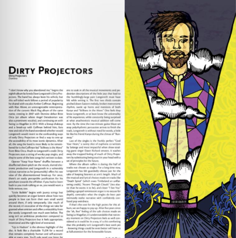 Beatroute Magazine, print