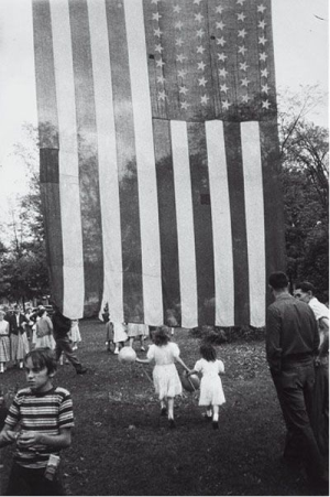 Fourth of July—Jay, New York Robert Frank