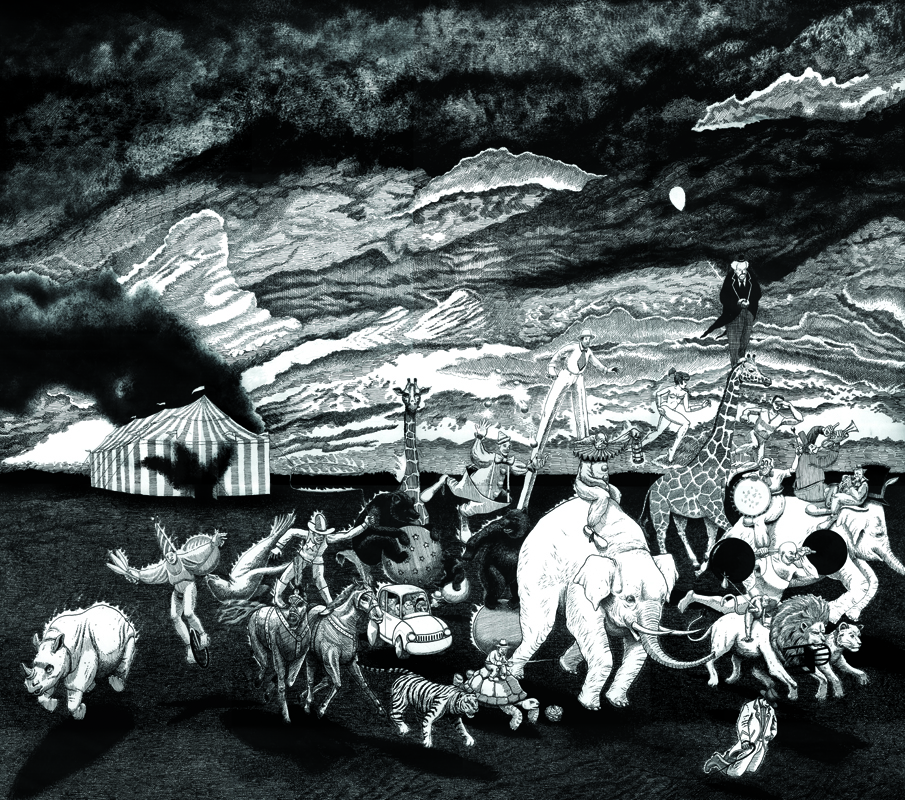 The Circus Fire  (2006) Drew Morrison