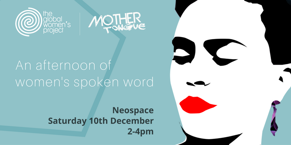 An Afternoon of Women's Spoken Word