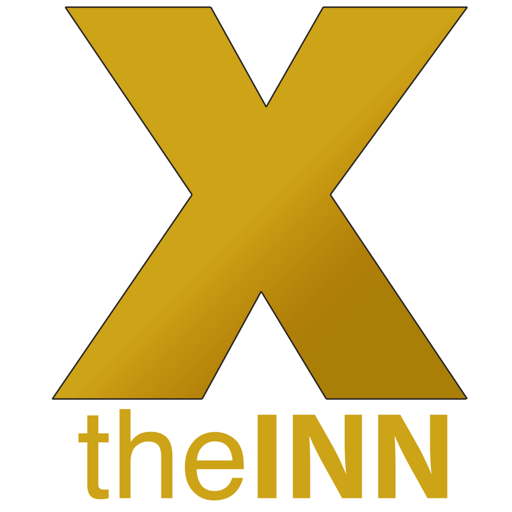 StFX Golden X  Inn Logo GOLDpsd.png