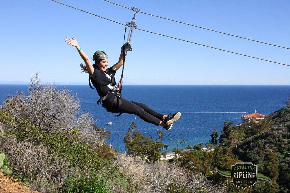 Catalina Island Zipline