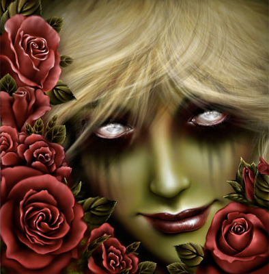 """Rebel In Roses""  Digital    2014"