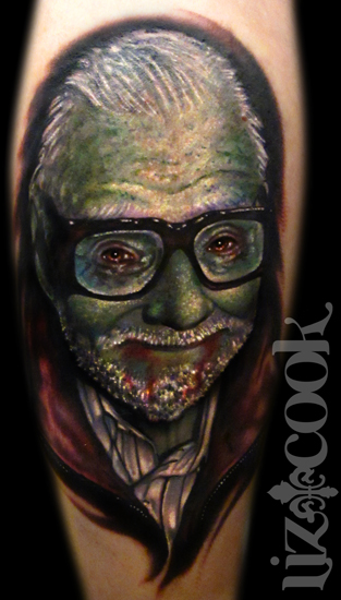 Tattoos-Portrait-Zombie-George-Romero-Liz-Cook-Dallas-Texas.jpg