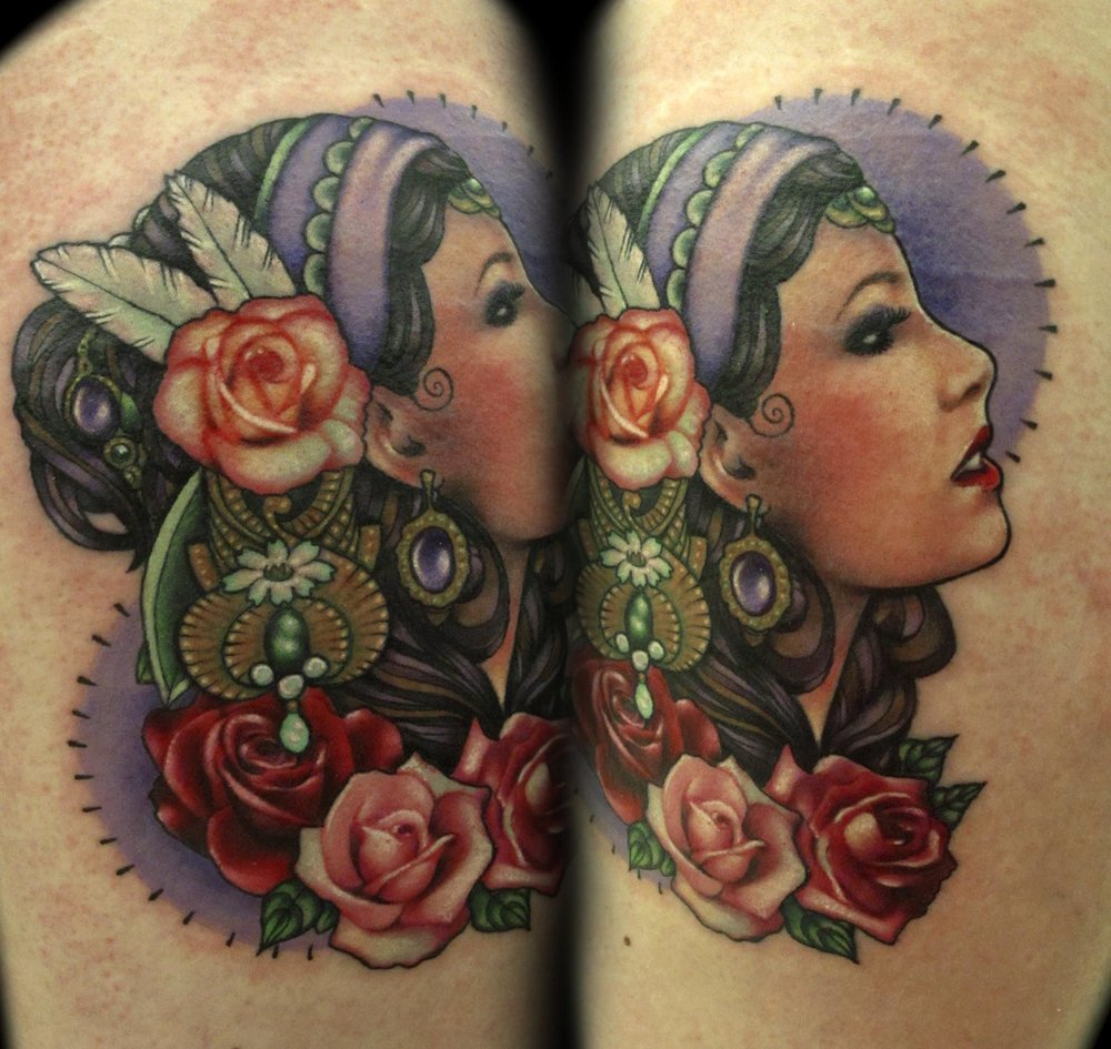 LizCook-Gypsy with Roses.jpg
