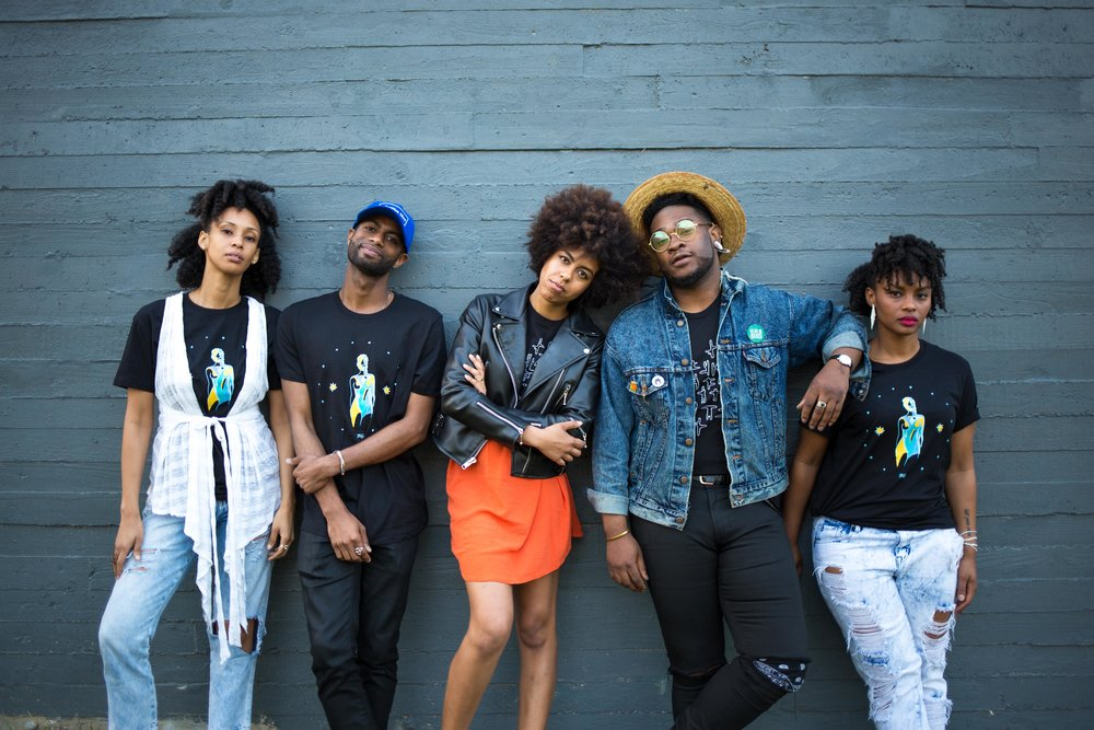 collective blue - is a lifestyle brand that supports diverse creators
