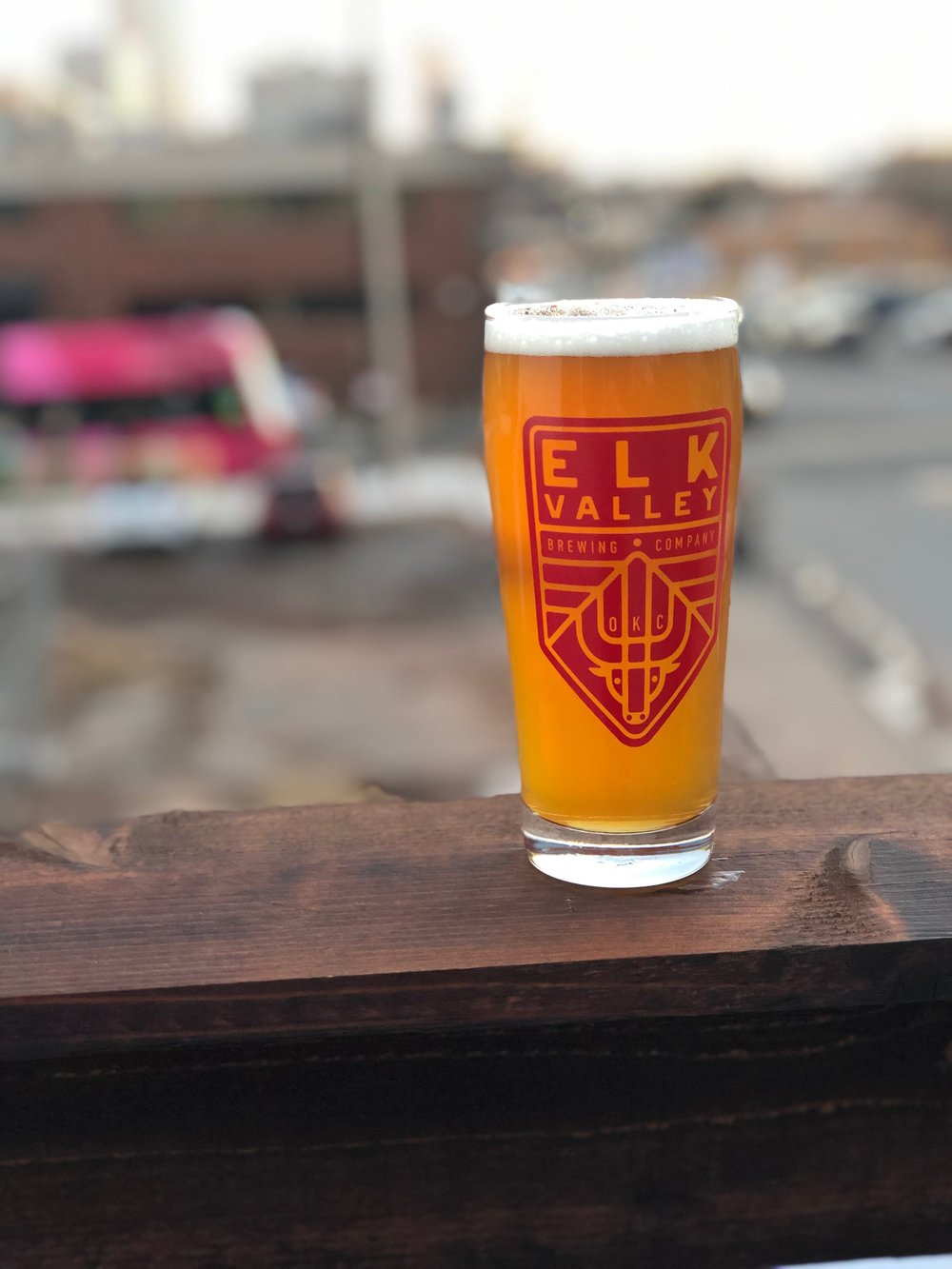 Elk Valley Brewing OKC Streetcar
