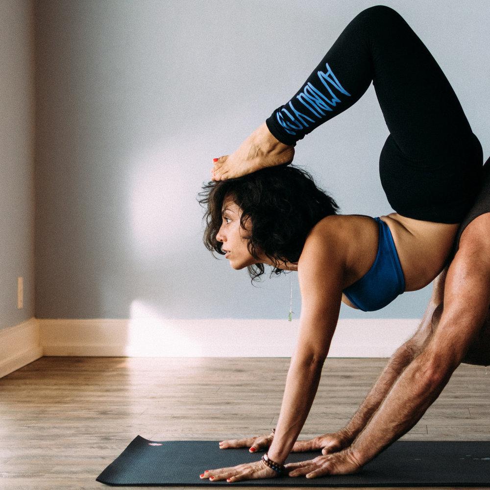 tandem yoga
