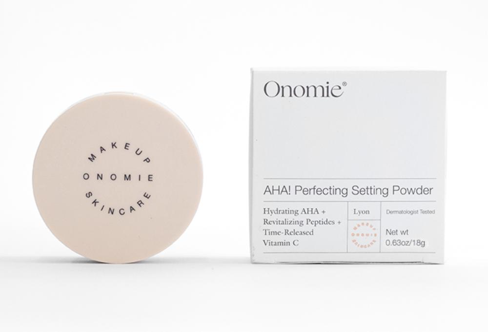 ONOMIE AHA! Perfect Setting Powder