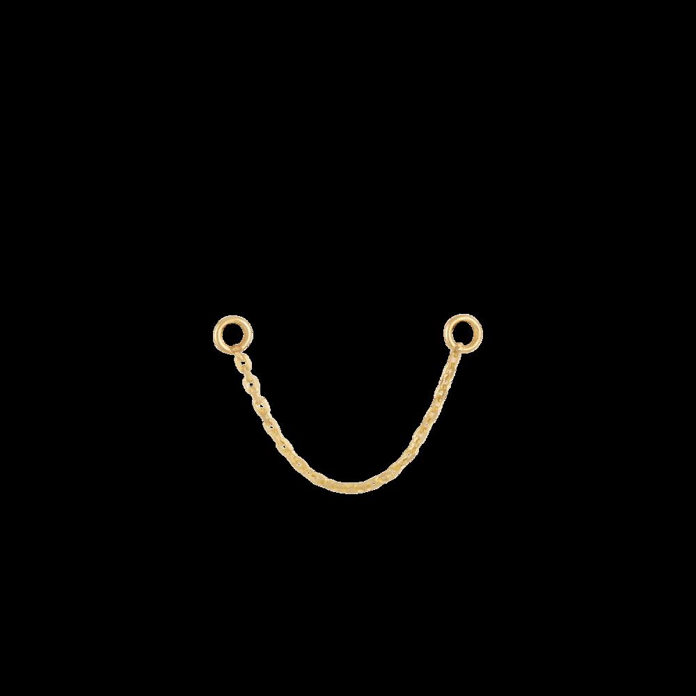 MEJURI  Studs Chain