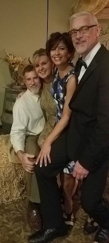 Glen & Tamara Fanjoy Craig &Geri Krause