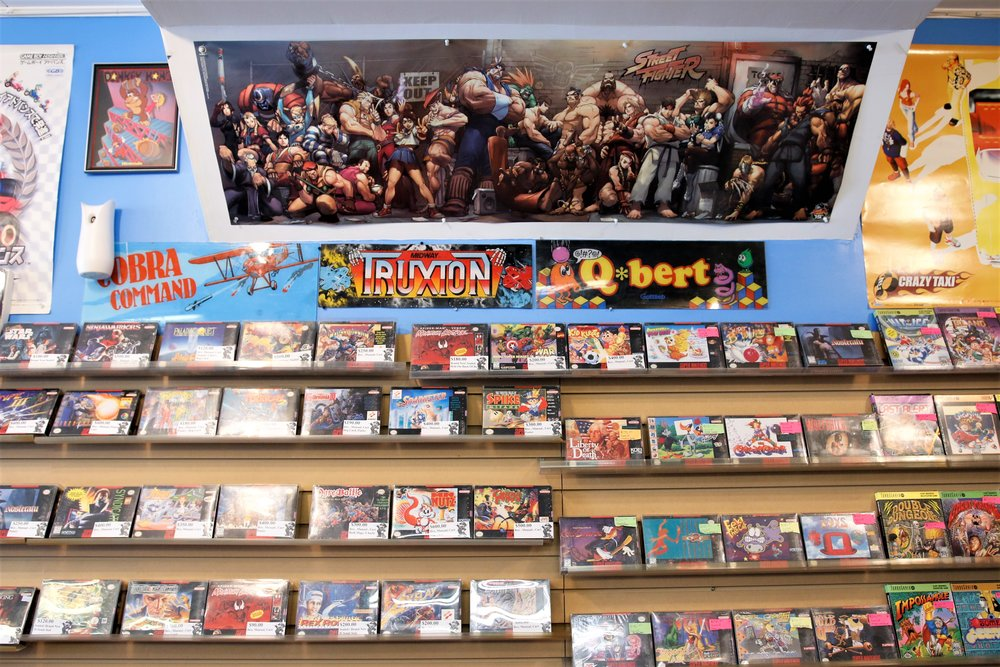 Nexwave loves games and loves gamers. Buying something on Kijiji? They gladly offer their Alberta Avenue location as a safe meeting place, with camera and staff, for the transaction. If you feel the need to have a game opened and inspected to see if it's real or a bootleg before buying, they can do that as well!