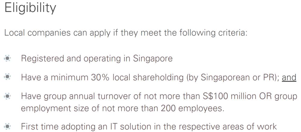 Source: ' Enterprise Singapore '