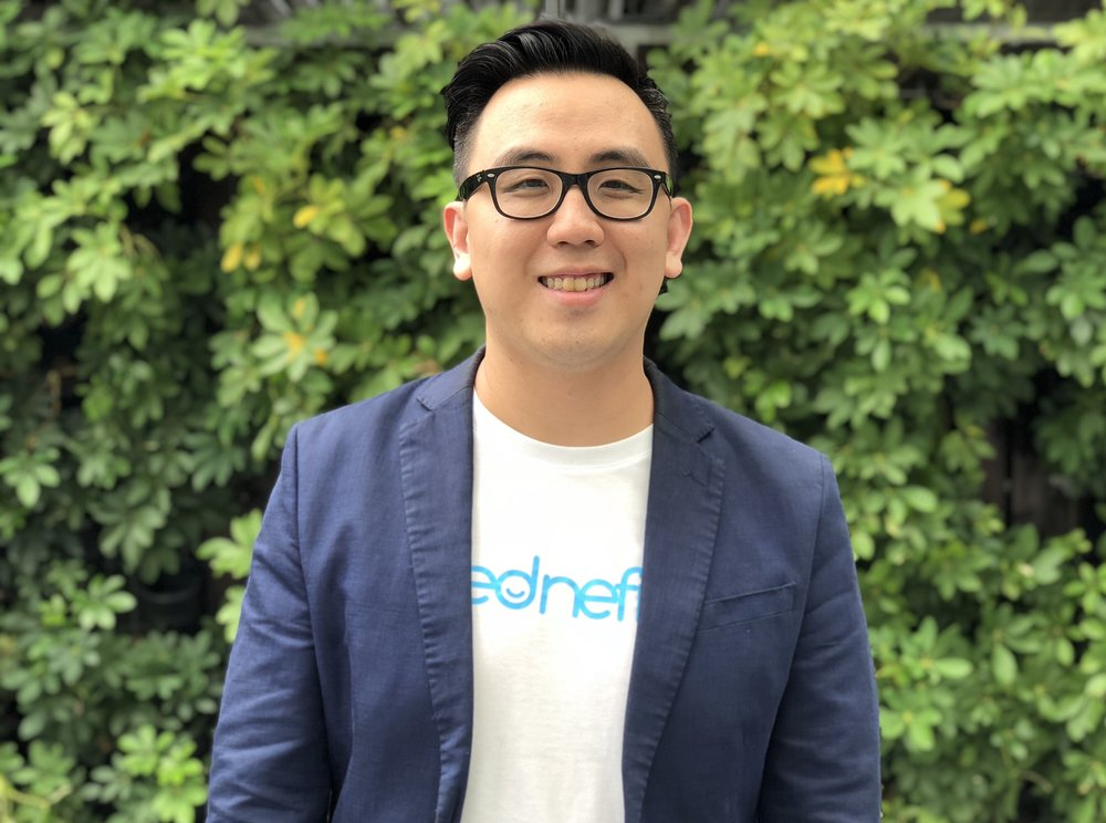 Chris Teo, Mednefits CEO & Co-founder