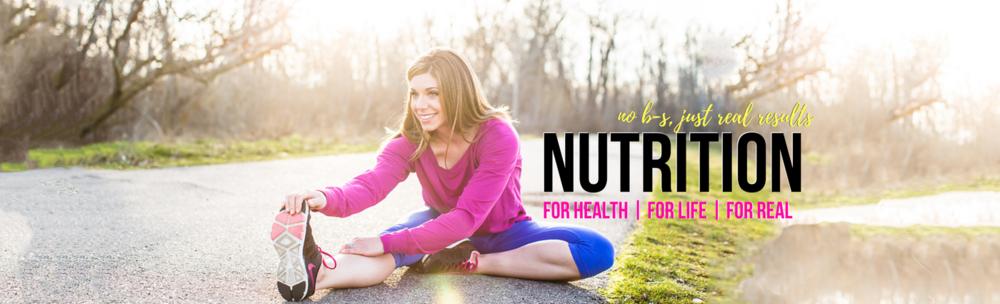 no-nonsense nutrition