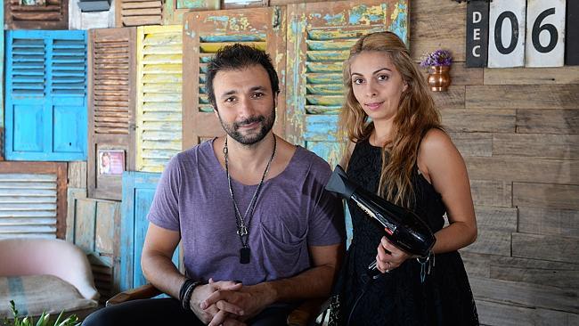 Pedram Zade      Inch Salon