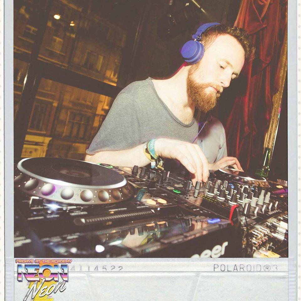Bryan O'Flaherty    DJ / IRELAND