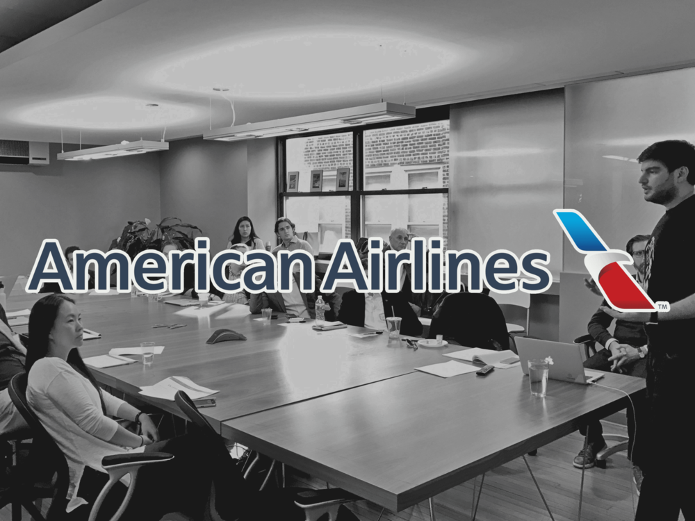 Roundtable with American Airlines May 18, 2017