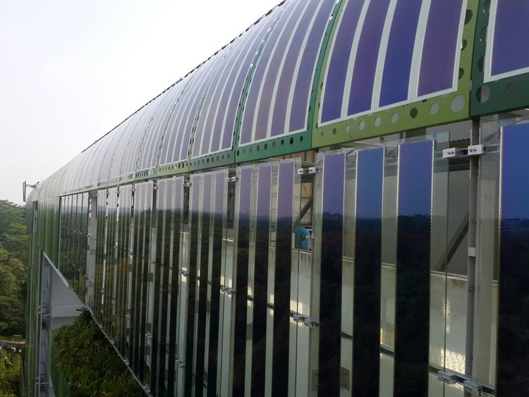 OPV installation