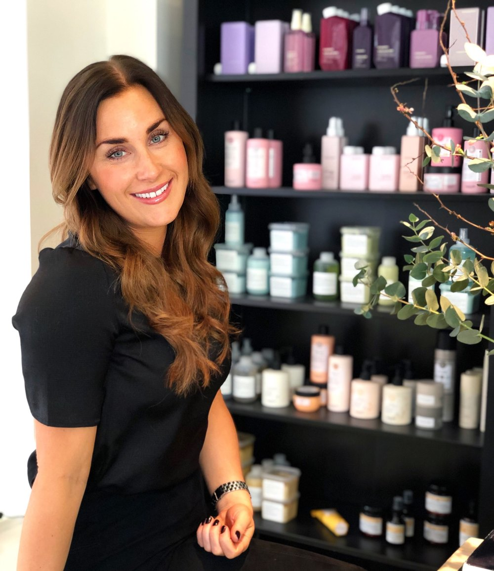 Therése Vistrand - Founder, Owner & Top Stylist