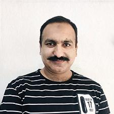 Ch.Irfan Saleem    Senior UI/UX Specialist    Prev - Nextbridge