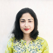Werda Shermeen Zia    Senior Content Writer   Prev - New York University