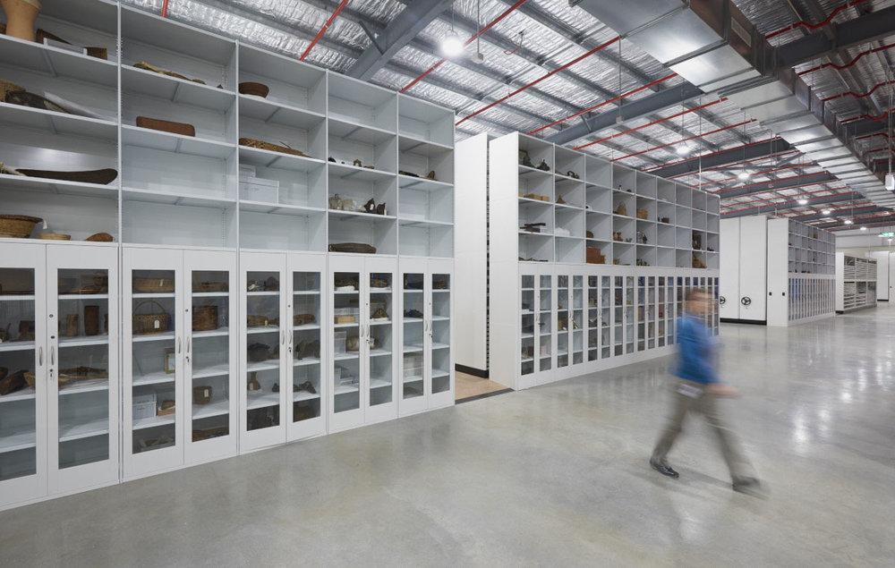 Display Storage