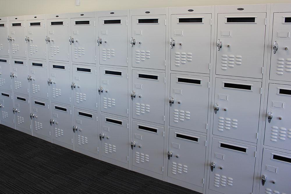 Case Lockers