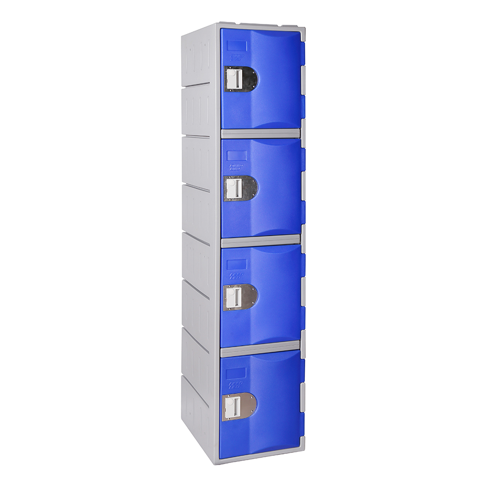 Four Tier Locker