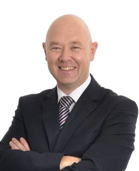 Professor Richard Keegan is manager at Enterprise Ireland's competitiveness department