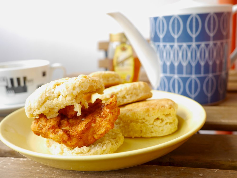 Kayla Honey Butter Chicken Biscuit