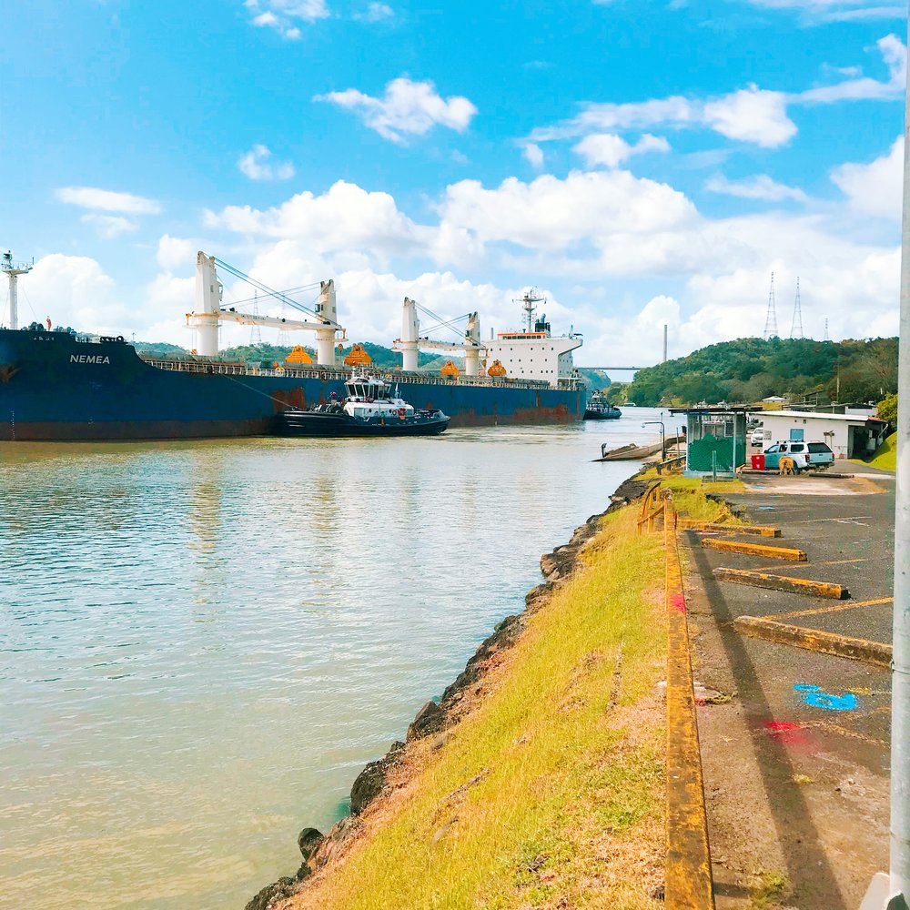 Panama Canal_Local Spot