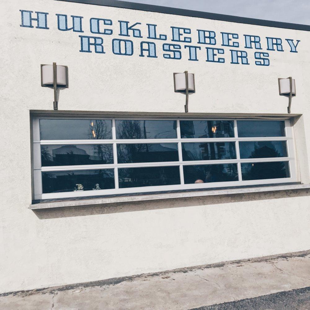 Huckleberry Roasters:  Your friendly, neighborhood coffee spot in Sunnyside.